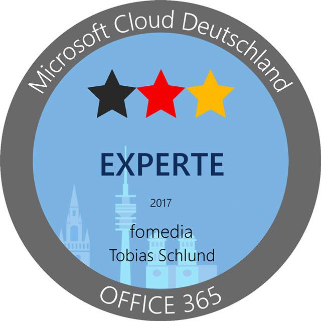 Microsoft Cloud Deutschland Experte - Office 365