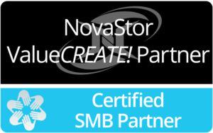 NovaStor Certified SMB Partner