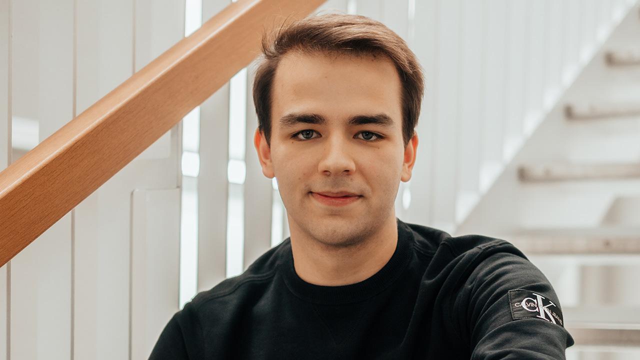 Fachinformatiker Felipe Humer Hager